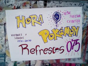 restauración PokemonGo